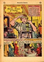 Wonder Women of History - Sensation 83a