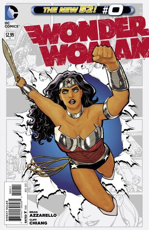 Wonder Woman Vol 4-0 Cover-1