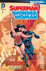 Superman-Wonder Woman Annual 02