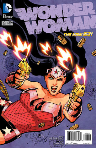 Wonder Woman Vol 4-8 Cover-1