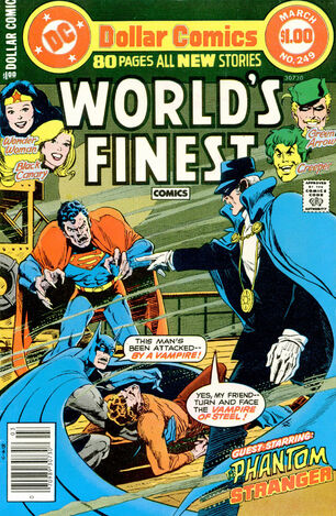 World's Finest Comics v1 249
