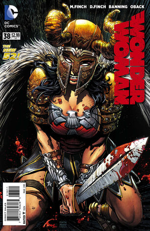 Wonder Woman Vol 4-38 Cover-1
