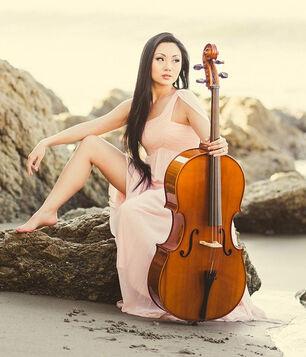 Tina Guo cello