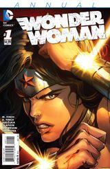 Wonder Woman Vol 4 Annual-1 Cover-1