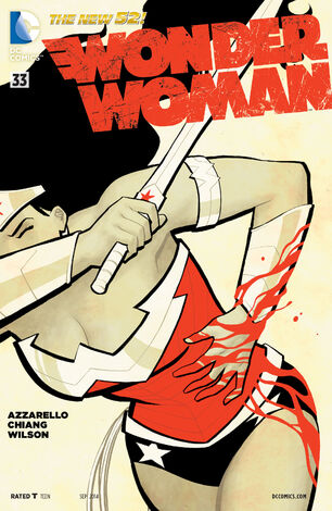 Wonder Woman Vol 4-33 Cover-1