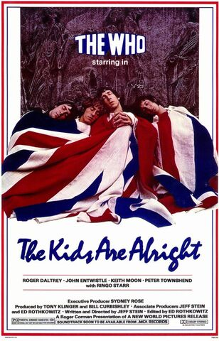 File:The Kids Are Alright (poster).jpg