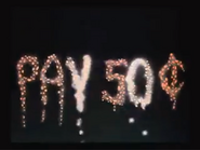 PAY 50 CENTS