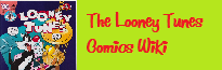 Looney Tunes Comics Logo