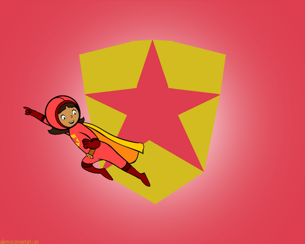 File:Wordgirl Shield Wallpaper by alliemon-2.png