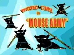 Mouse Army
