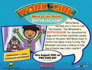 WordOfTheMonthAugust09-10enthusiasm