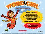 WordOfTheMonthJanuary2009joy
