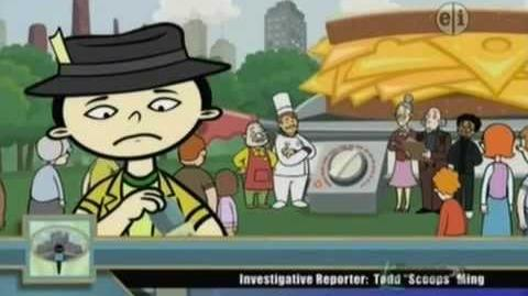 Wordgirl in Kids Action News
