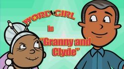 Granny and Clyde titlecard