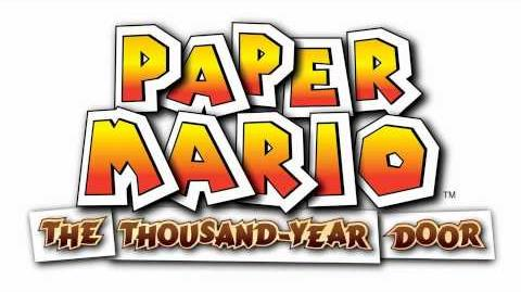 Hall of the Thousand-Year Door - Paper Mario The Thousand Year Door Music Extended