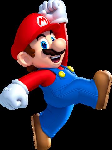 File:Mario - New Super Mario Bros U.png