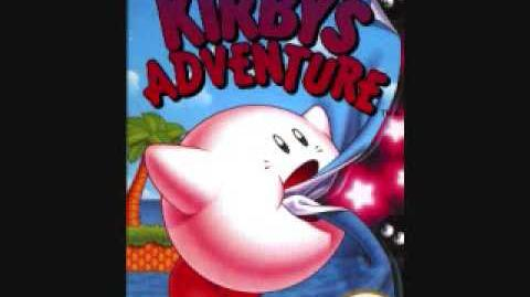 Kirby's Adventure Music Grape Garden