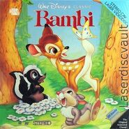 Bambi (1989 VHS) | Twilight Sparkle's Media Library ...