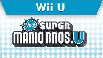 Wii U - New Super Mario Bros