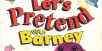 Let's Pretend with Barney (VHS)