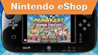 Nintendo eShop - Mario Kart Super Circuit on the Wii U Virtual Console