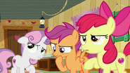 The Cutie Mark Crusaders thinking S6E3