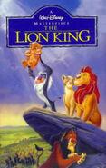 Lionking vhs