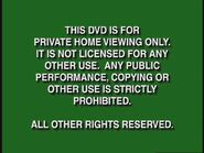 Disney Green Warning (1997)