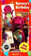 Barney's Birthday (VHS)