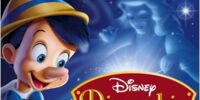 Pinocchio (70th Anniversary Platinum Edition)