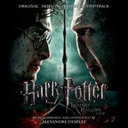 Harry Potter and the Deathly Hallows: Part 2 (soundtrack)