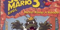 Adventures of Super Mario Bros. 3 (VHS)