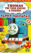Thomas HappyHolidaysVHS