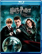 Harry Potter and the Order of the Phoenix (Blu-ray/DVD)