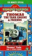 ThomasTrain 1995VHS