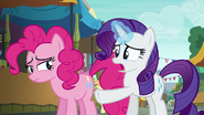 "Rarity ""you absolutely love that cannon!"" S6E4"