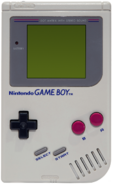 Gameboy console