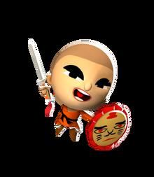 Shaolin Monk 4