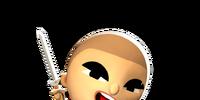 Wu - The Shaolin Monk