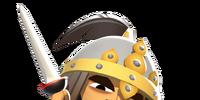 Volten - The Byzantine Warrior