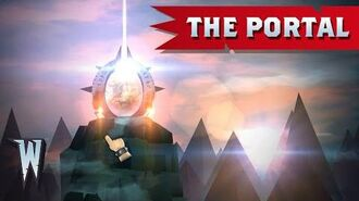 Official World of Warriors The Portal