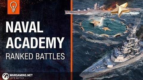 Naval Academy - Ranked Battles