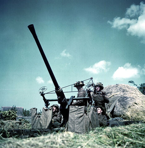 File:Canadian Bofors, Normandy 1944.jpg