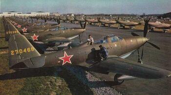 P-63A USSR