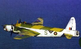 Wellington GR Mk XI HZ258 3