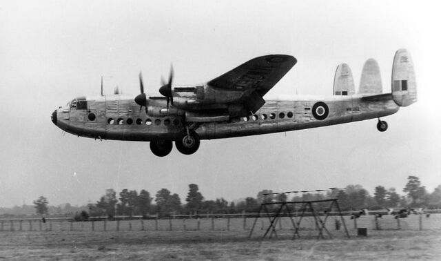 File:Avro York 1945.jpg