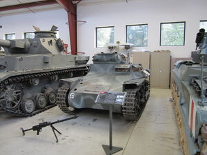 Panzer I MVTF