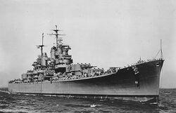 USS Boston (CA-69) 1943