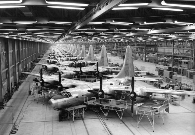 File:Consolidated TB-32 production line.jpg