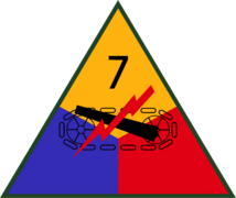 7th US Armored Division